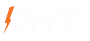 Adapt Technology Inc Logo. Business located 2848 Arden Way Suite 120, Sacramento, CA 95825