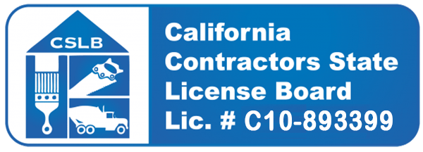 Adapt Technology's Electrical Contractor CSLB License: #893399