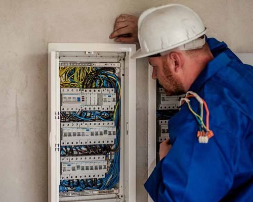 Electrical Panel Wiring Services by Adapt Technology, Sacramento, CA 95825.