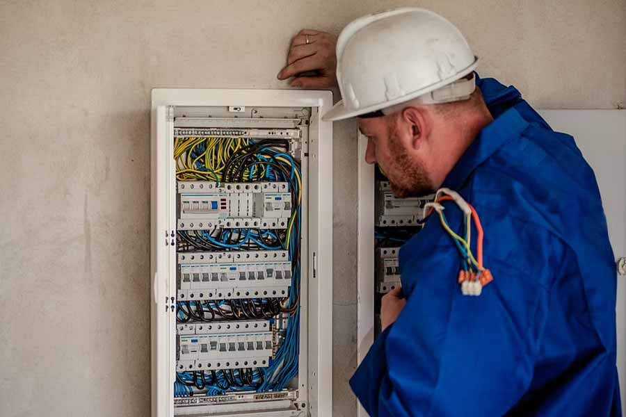 Electrical Contractor for Commercial Systems Adapt Technology Inc
