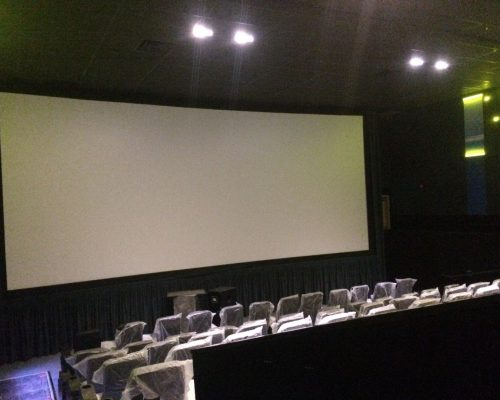 Cinelux Theatres in Capitola CA Serviced by Adapt Technology in Sacramento, CA. 95825.